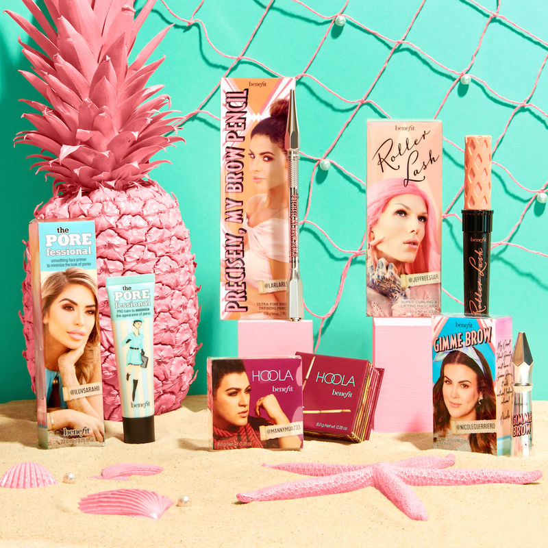 Benefit Stowaway Influencer Collection