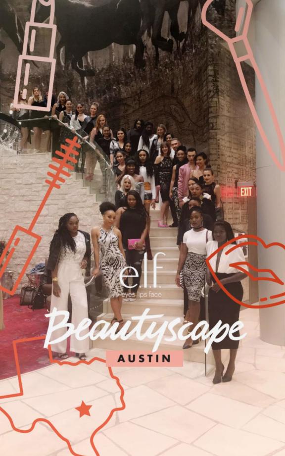 Beautyscape Austin Texas 2017