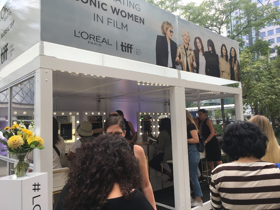 Source: L'Oreal's Twitter
