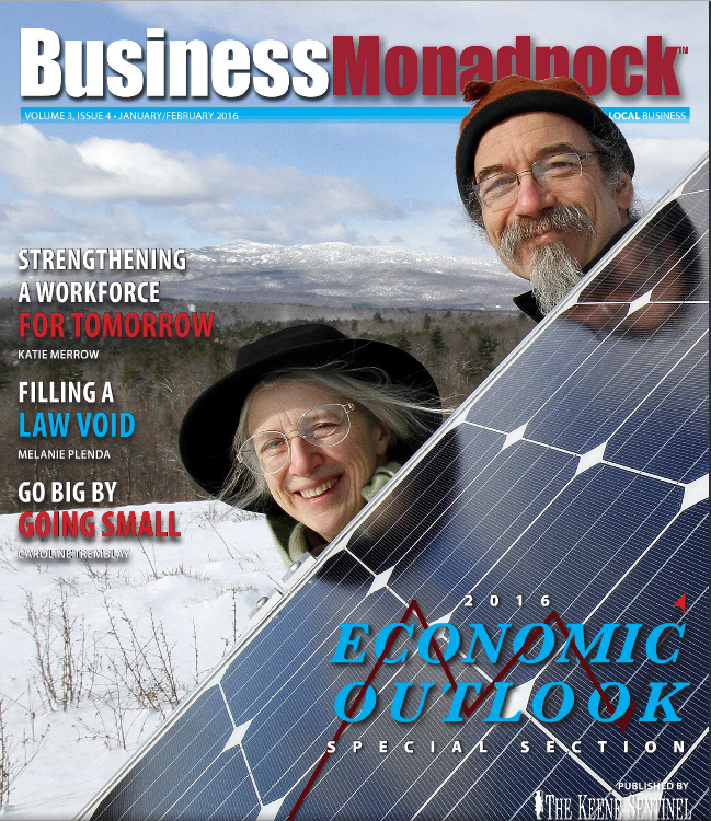 Monadnock Business Article Jan/Feb 2016