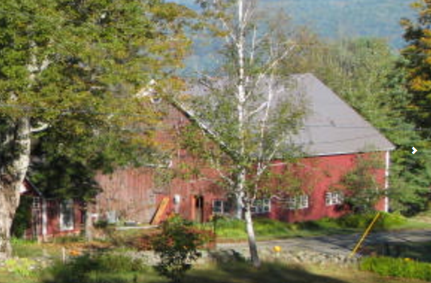 The Leonard's barn is now home to Poocham Hill Winery.