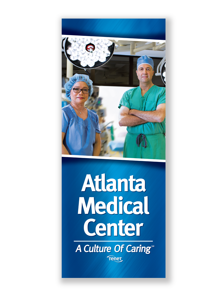 Atlanta Medical Center Digital Banners