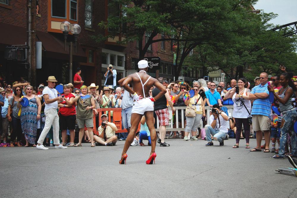 @Columbus Pride Festival