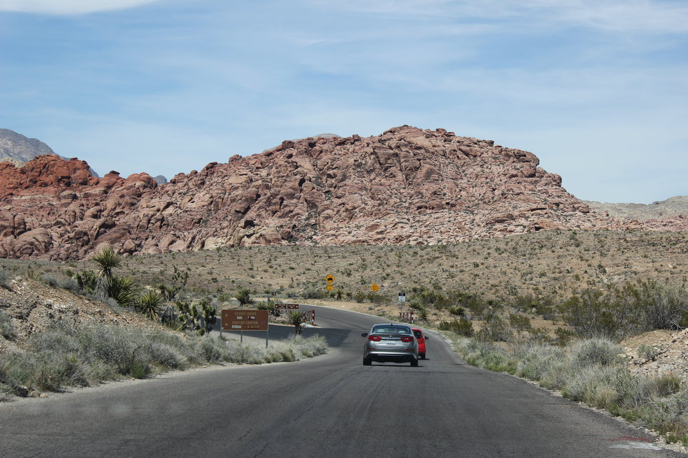 @Red Rock National Park, NV