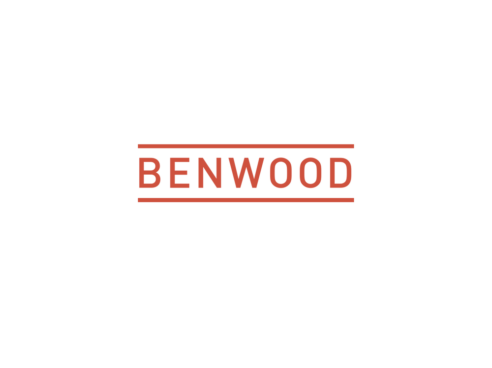 Benwood Logo and Identity Design