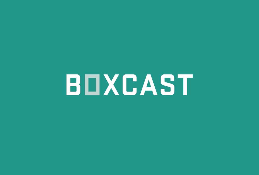 Boxcast Logo Design and Brand Colors