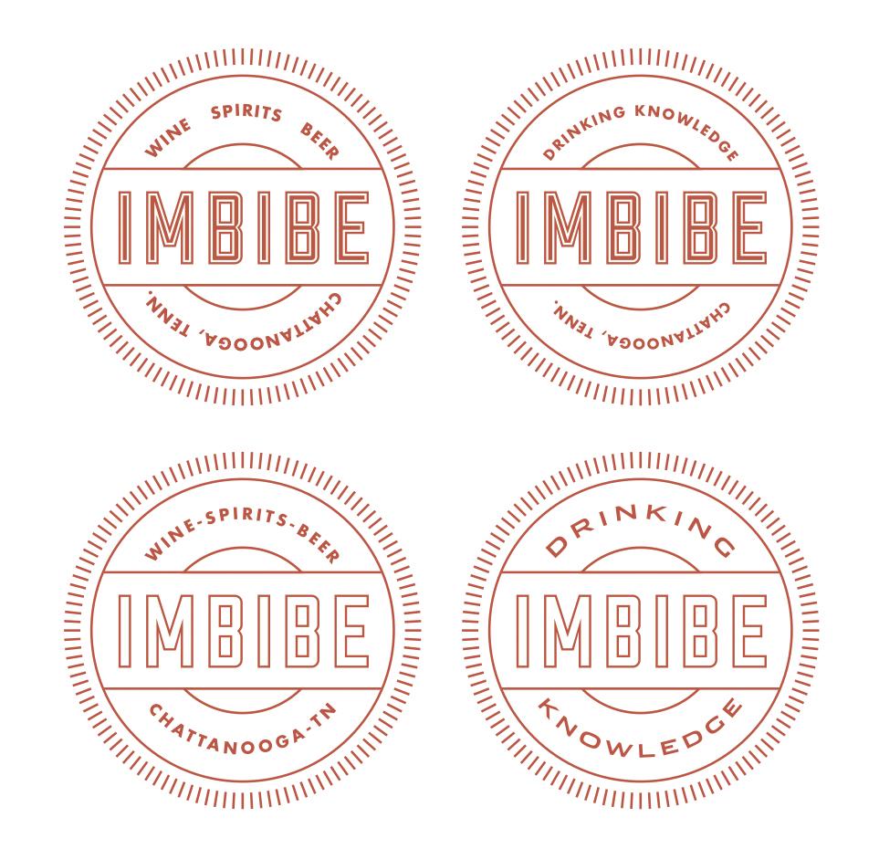 Imbibe logos
