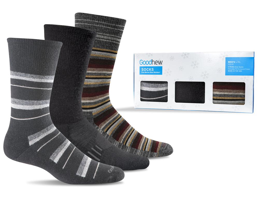 Goodhew Sockwell - Packaging Design