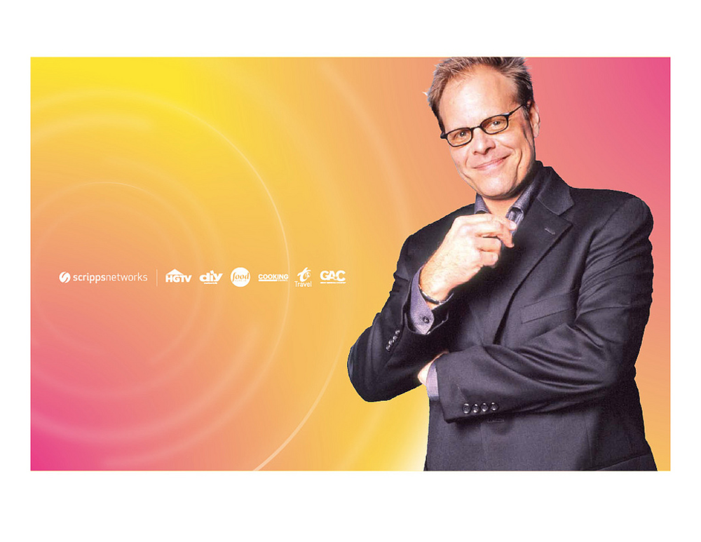 Scripps Networks Branded image strategy