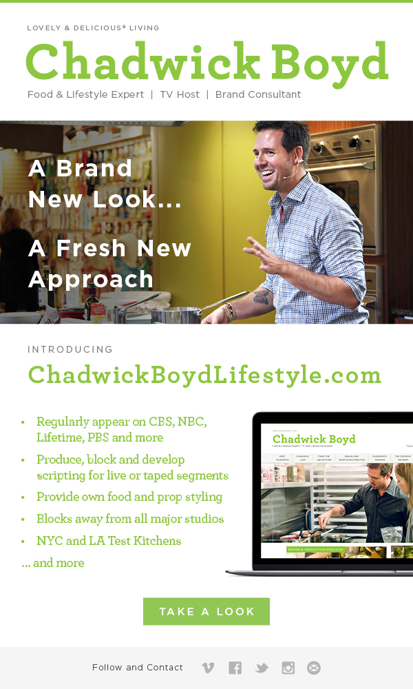 Chadwick Boyd Website Graphic Design