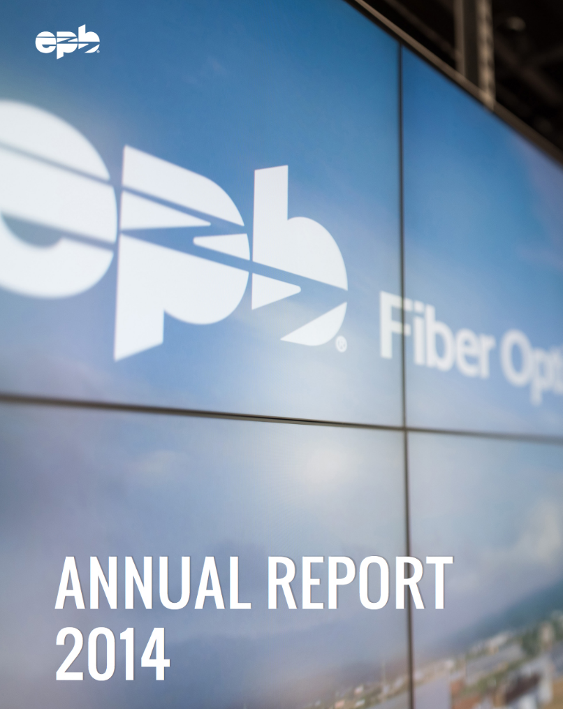 EPB Annual Report Image Strategy