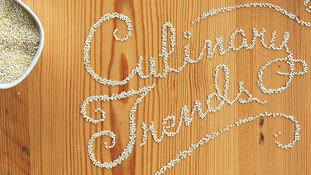 Typographic lettering design detail
