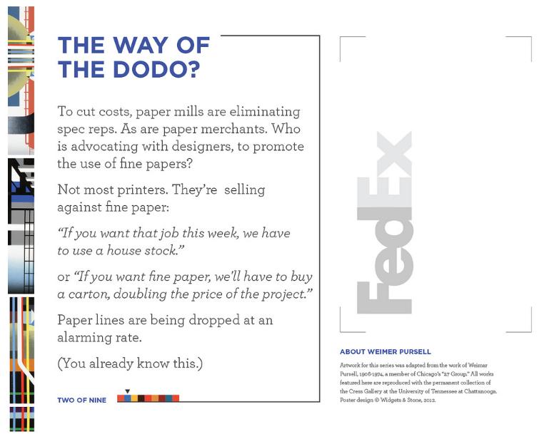 Poster typographic layout design printing label