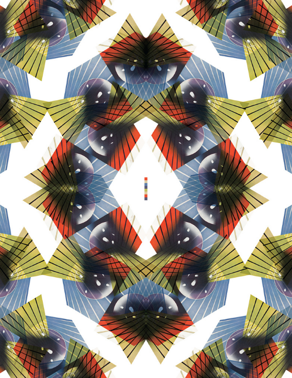 Poster design graphic digital print Wonder Press