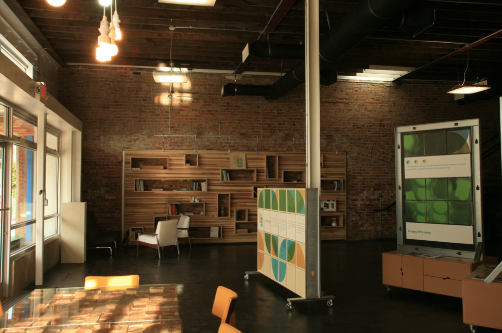 Green Space Interior Design