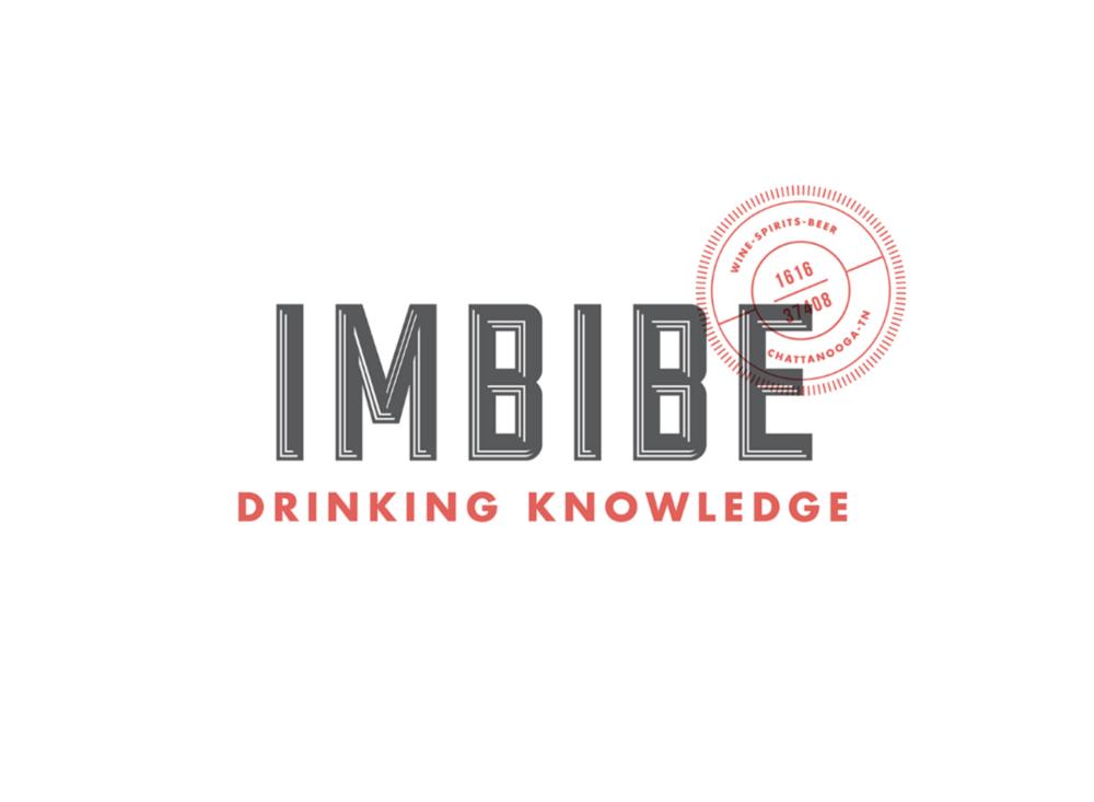 Imbibe Logo Design