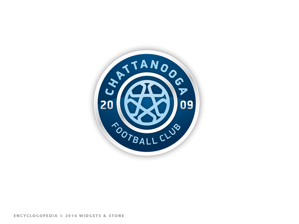 Copy of Chattanooga FC logo graphic design