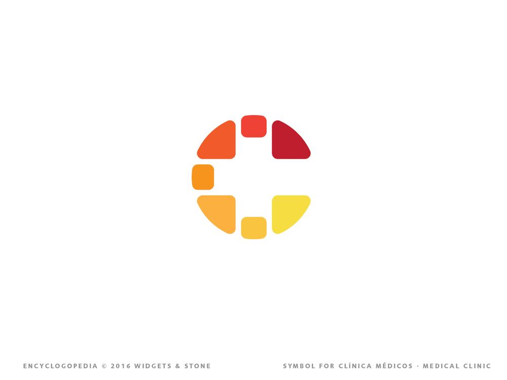 Copy of Clinica Medicos logo mark