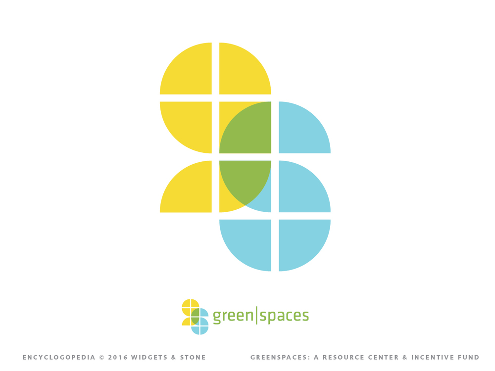 Brand Identity and Logo Design for Green Spaces Chattanooga