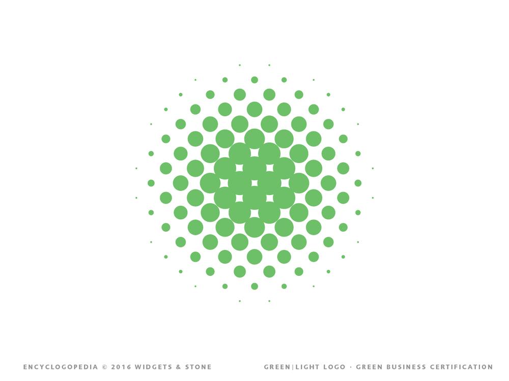Green Light logo design