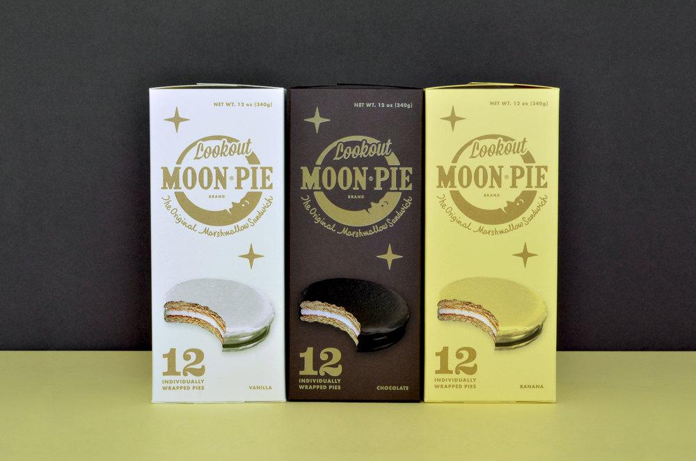 MoonPie package redesign