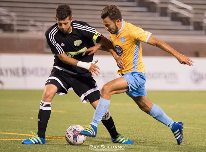 Chattanooga Football Club photography strategy