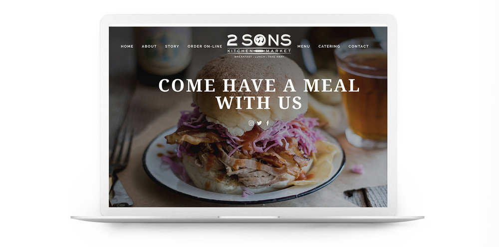 2 Sons Web Design