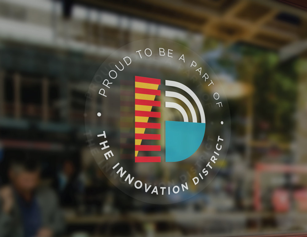 Innovation District of Chattanooga Logo