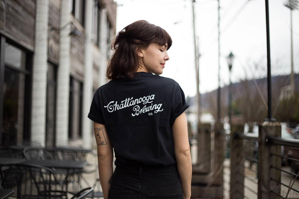 Chattanooga Brewing Co Shirt Print