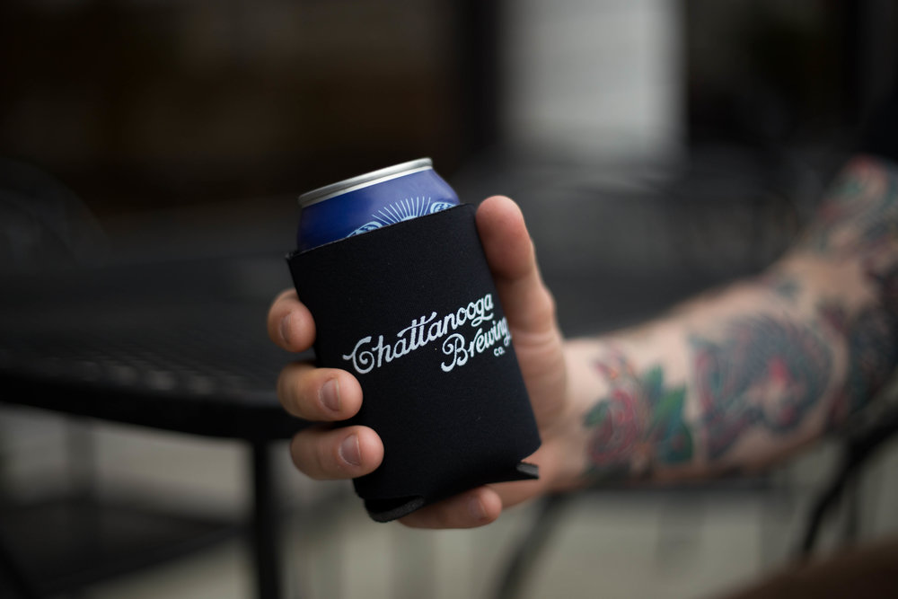 Chattanooga Brewing Co. Koozie