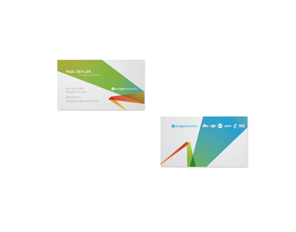 ScrippsNetwork Business Card