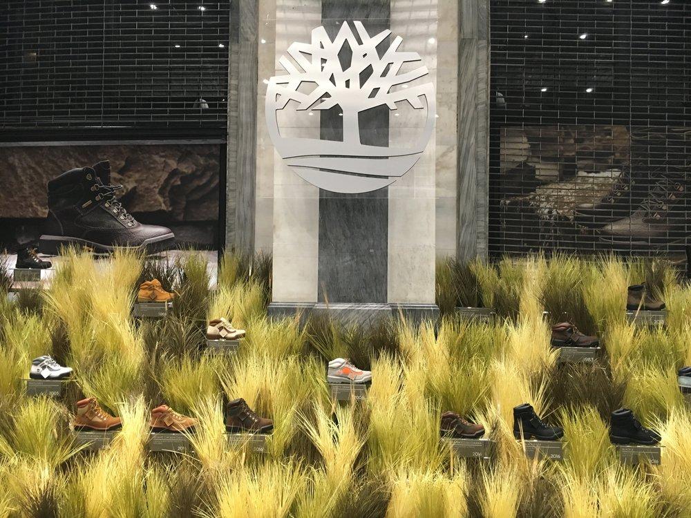Timberland x Kith, Retail Fabrication, Installation