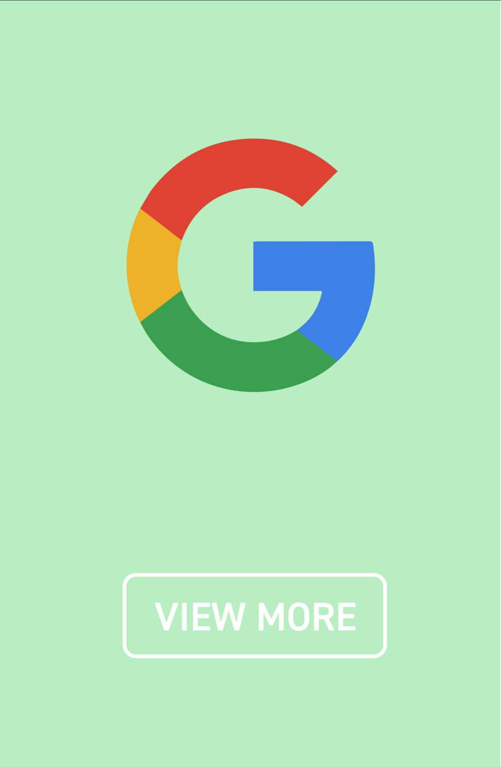 Google, Spring Street Pop-Up Store