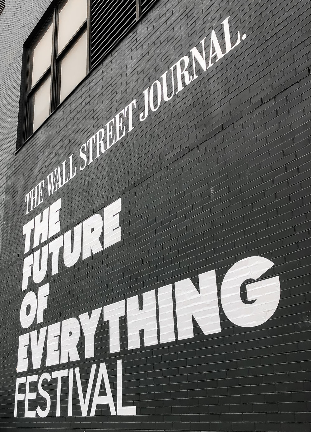 The Wall Street Journal: The Future of Everything Festival