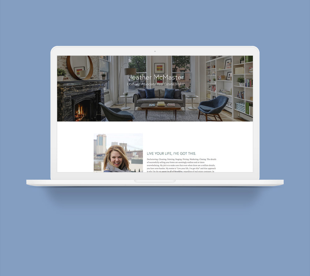 CORCORAN   Web Design / Development
