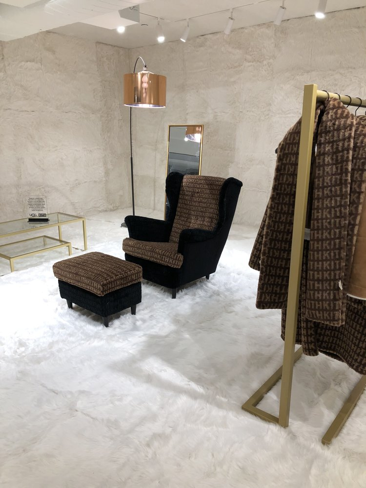 KITH x UGG Activation