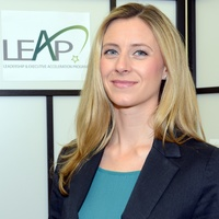 Roisin Mullins, SVP Program Management at Intuition Publishing Ltd. and LEAP'16