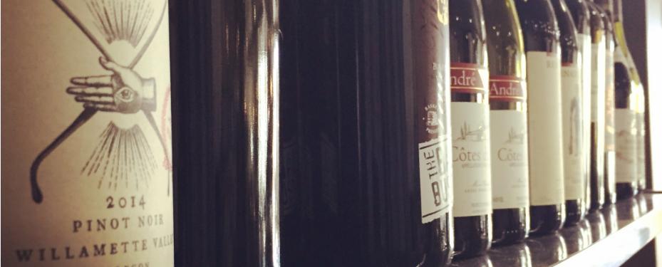 Rooney's Wine -