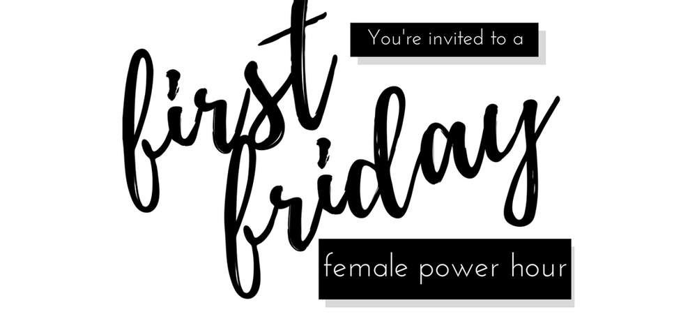 Join Firebrand Collective, Space Style Sunday, and Fem.Society for a Female Power Hour of epic proportions. Together we rise!