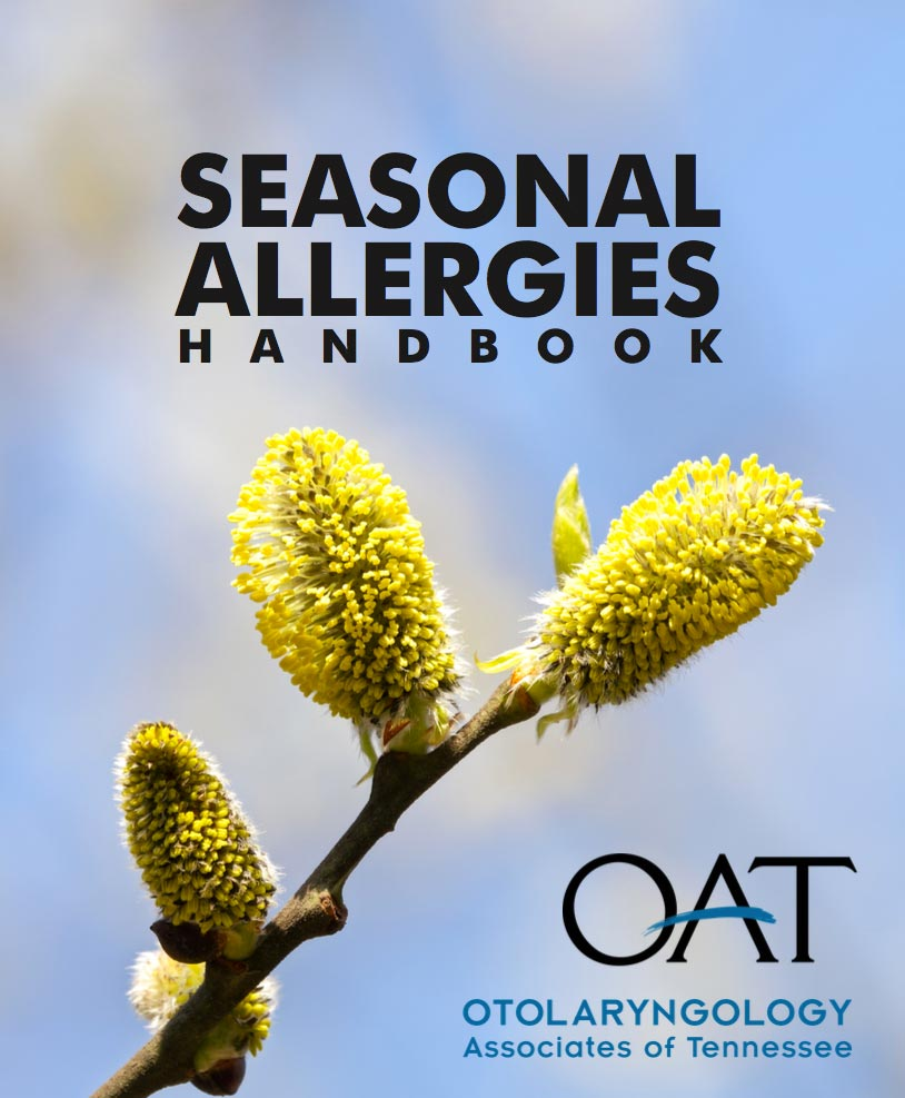 OAT Seasonal Allergies Handbook