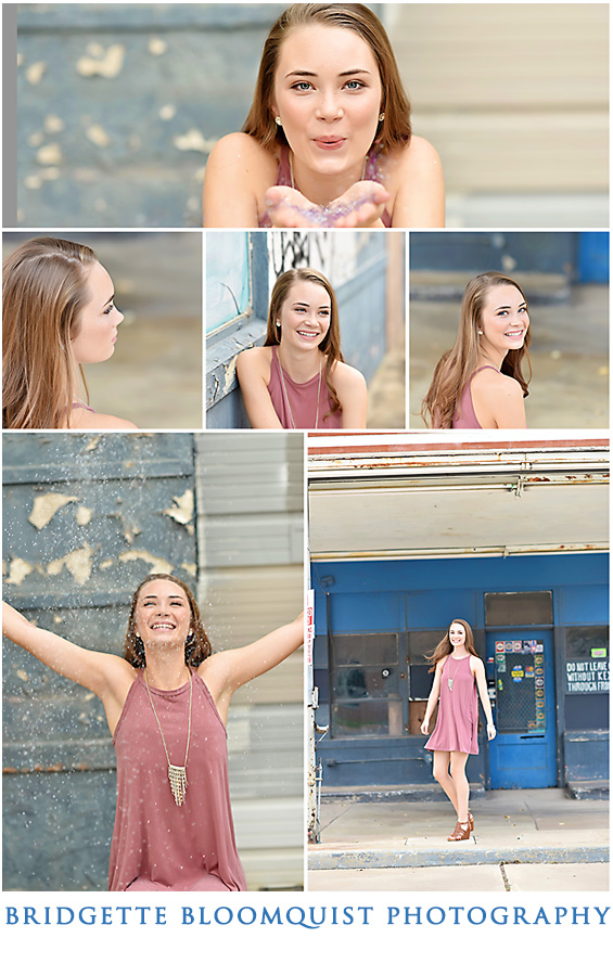 austin is has perfect Urban locations for senior pictures