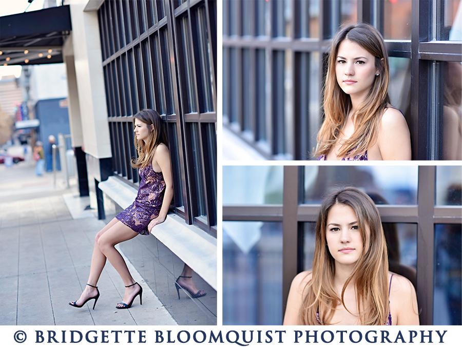 Downtown Austin TX Senior Pictures