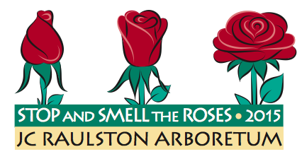 Stop and Smell the Roses all through 2015 at the JC Raulston Arboretum.