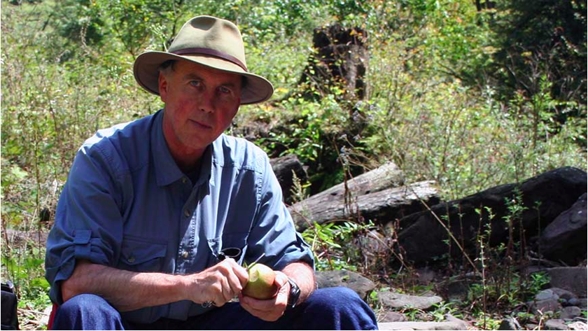 Bill McNamara has spent 26 years studying and collecting plants in Asia.
