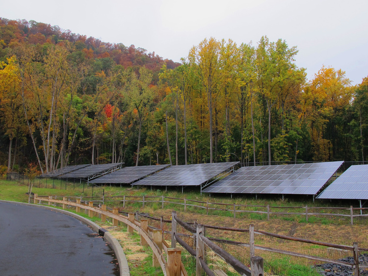 NY State Energy Plan - Solar Panels