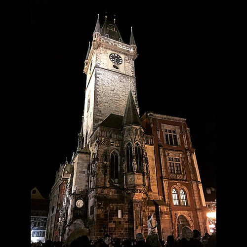 Old Town Hall Tower and Astronomical Clock