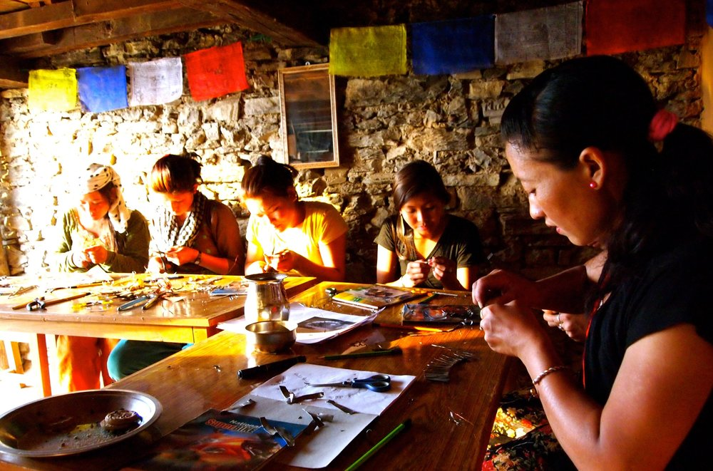 Young enterprise programme in nepal