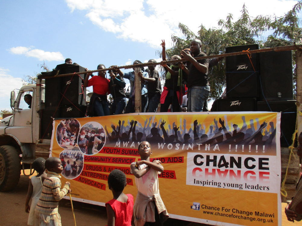 young change for change team in malawi leading the way - encouraging forgiveness and rehabilitation for young offenders in celebration of global forgiveness day