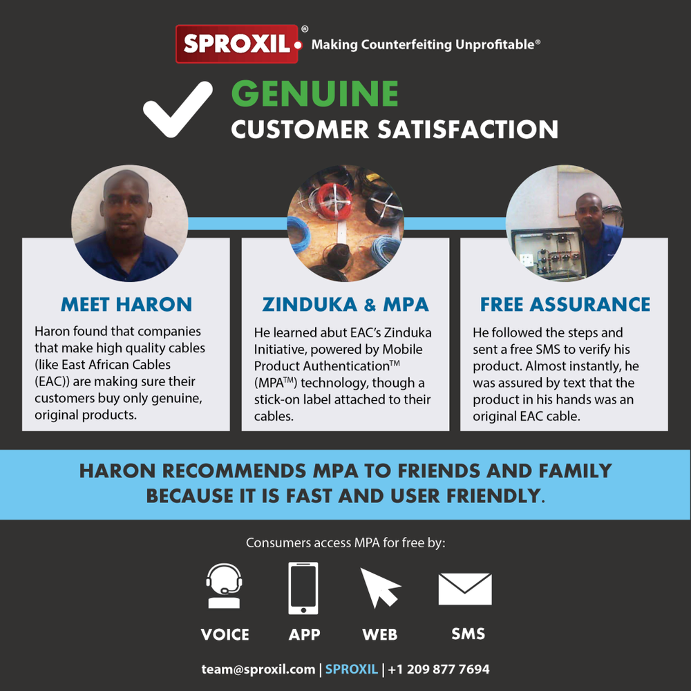 Customer Testimonial Haron 2014-06-30
