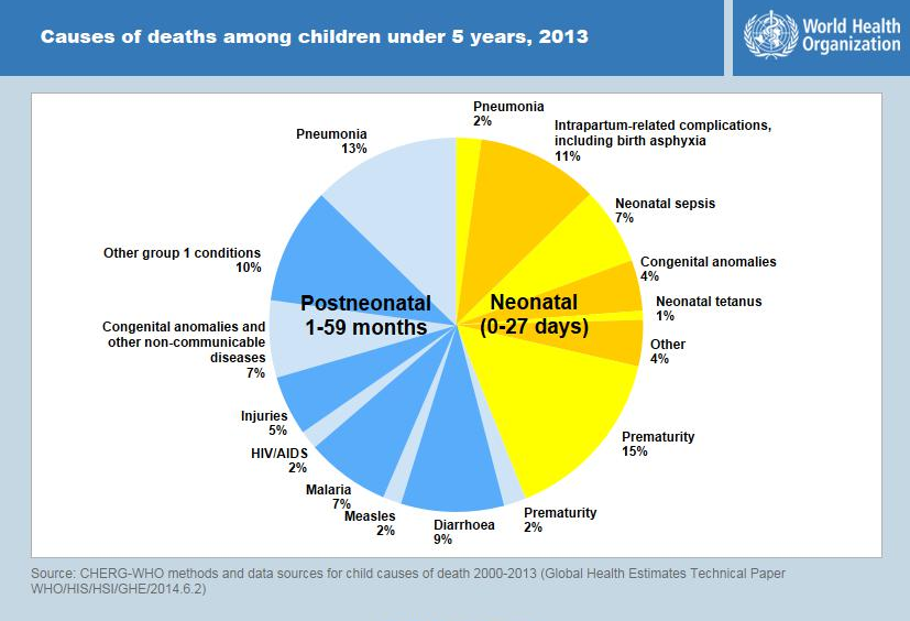 Causes of child mortality